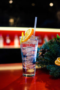 Beefeater Gin Distillery: Beefeater Gin Tonic