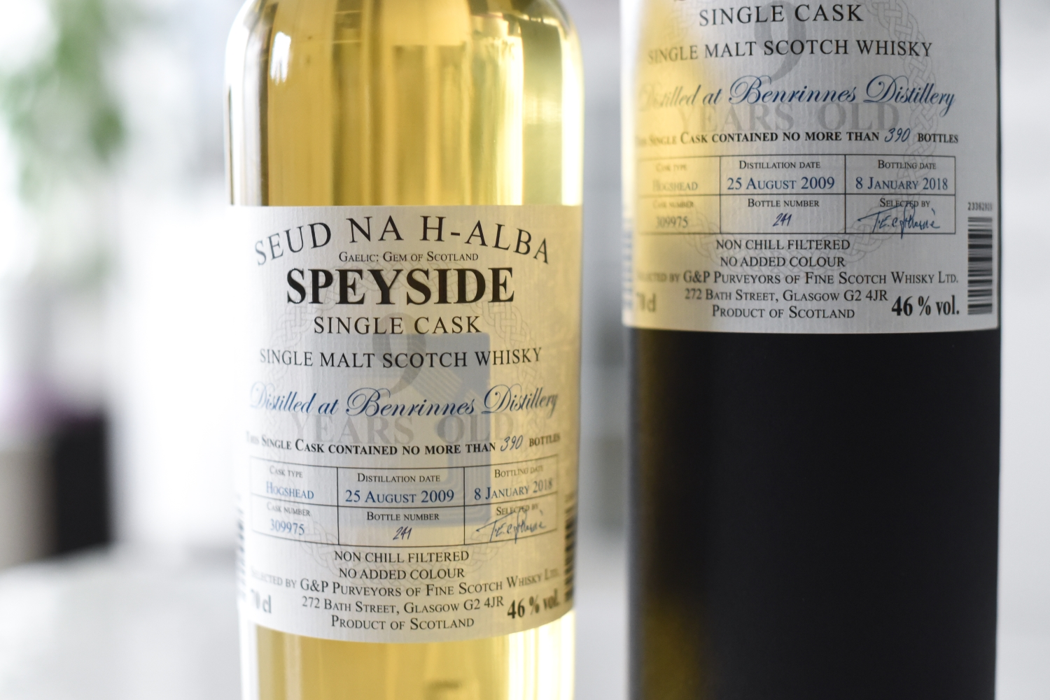 You are currently viewing Seud Na H-Alba Benrinnes Speyside Single Cask Whisky | Aldi Süd