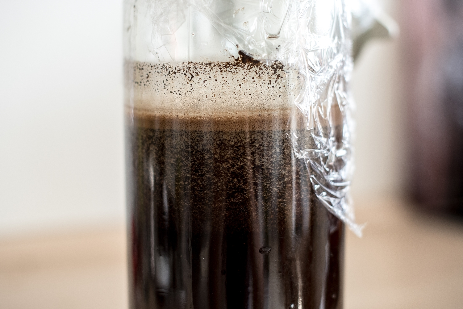 Cold Brew Coffee selbstgemacht