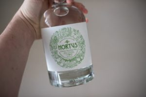 Hortus Original London Dry Gin Summer Edition