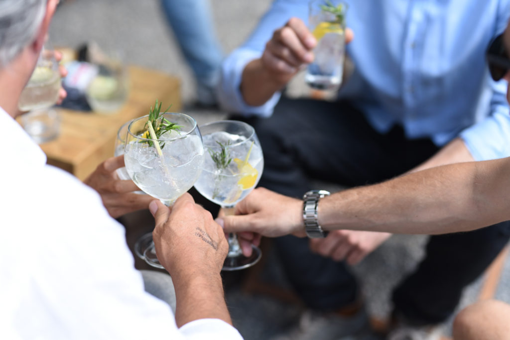 Gin, Cheers, Gin Blog, Gin Tests, Gin Reviews, Tastingberichte Gin, Fever-Tree
