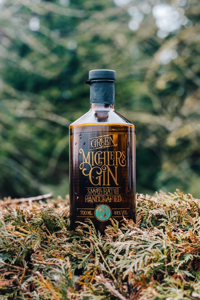 Michlers Gin, Green Gin, Michlers Green Gin Review