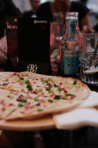 Fever Tree Flammkuchen