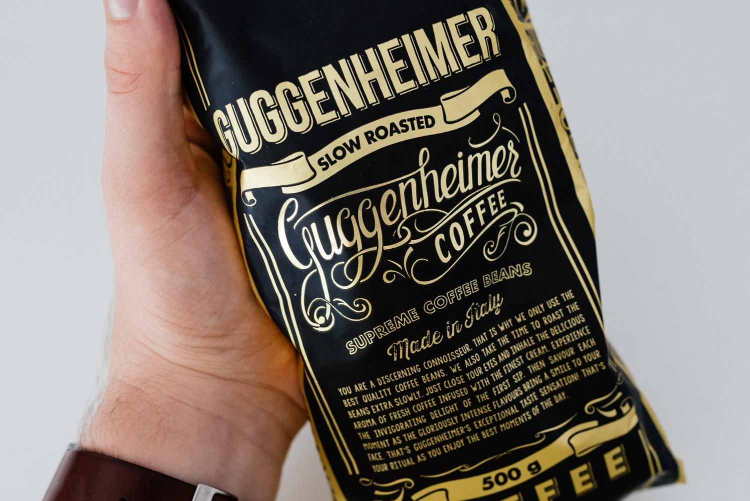 You are currently viewing Guggenheimer Coffee Supreme