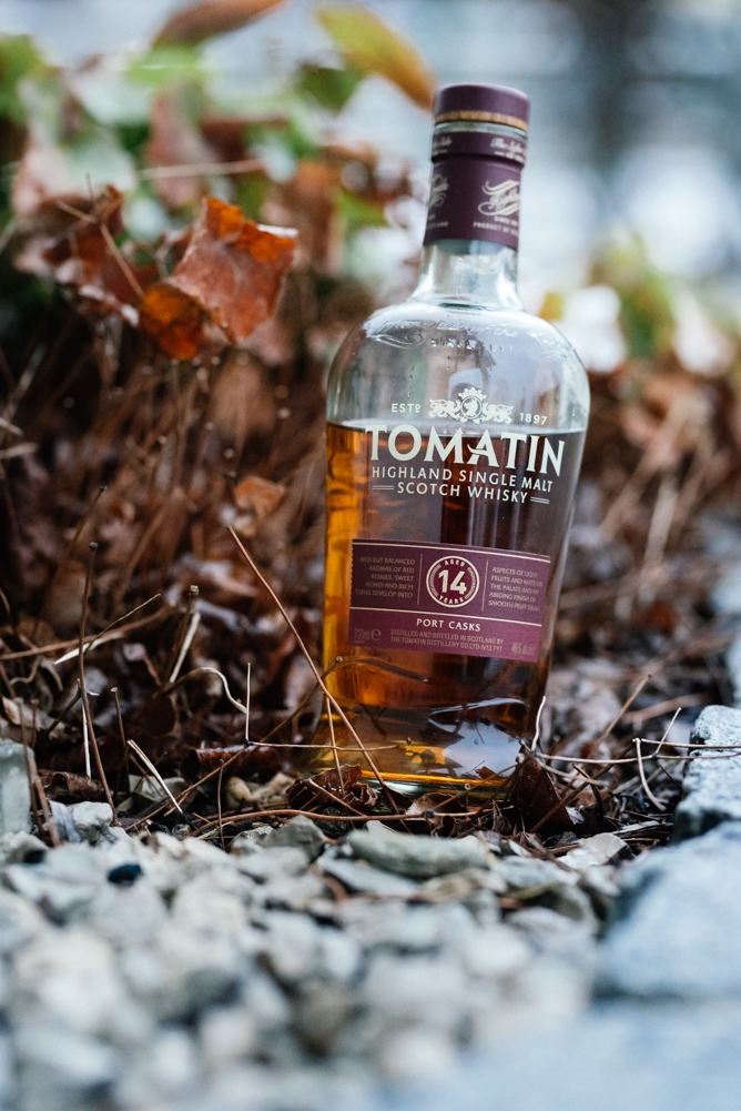 Tomatin Port Wood Finish 14