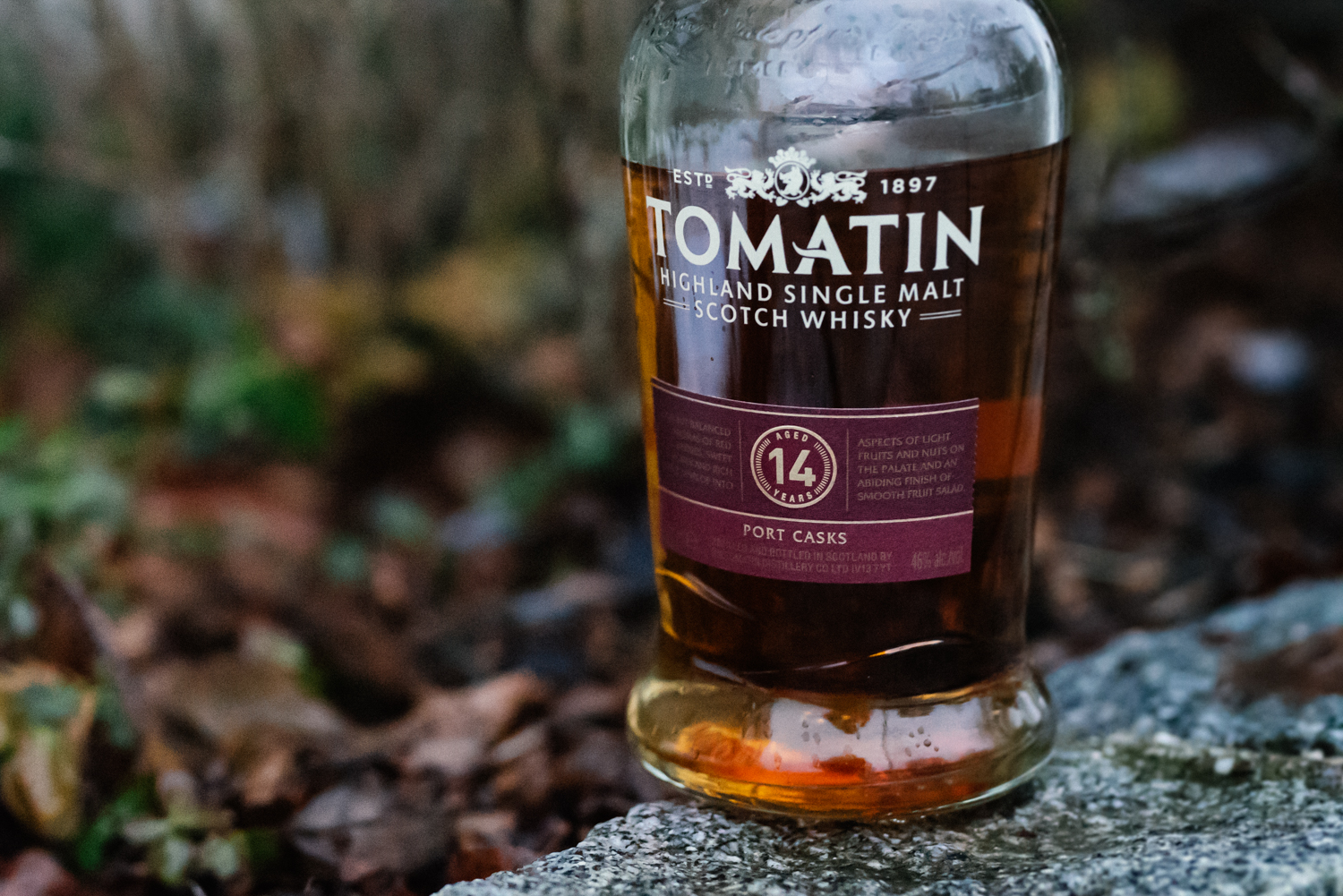 Tomatin Port Wood Finish 14 Jahre