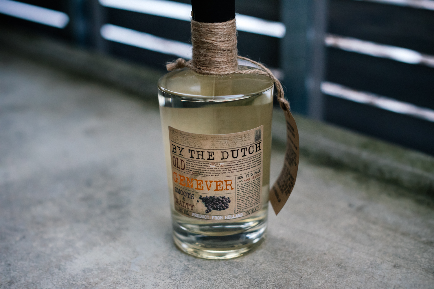By the Dutch Old Genever