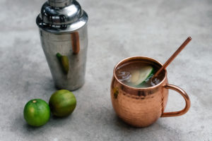 Gin Mule – Extra Spicy | Cocktailrezept