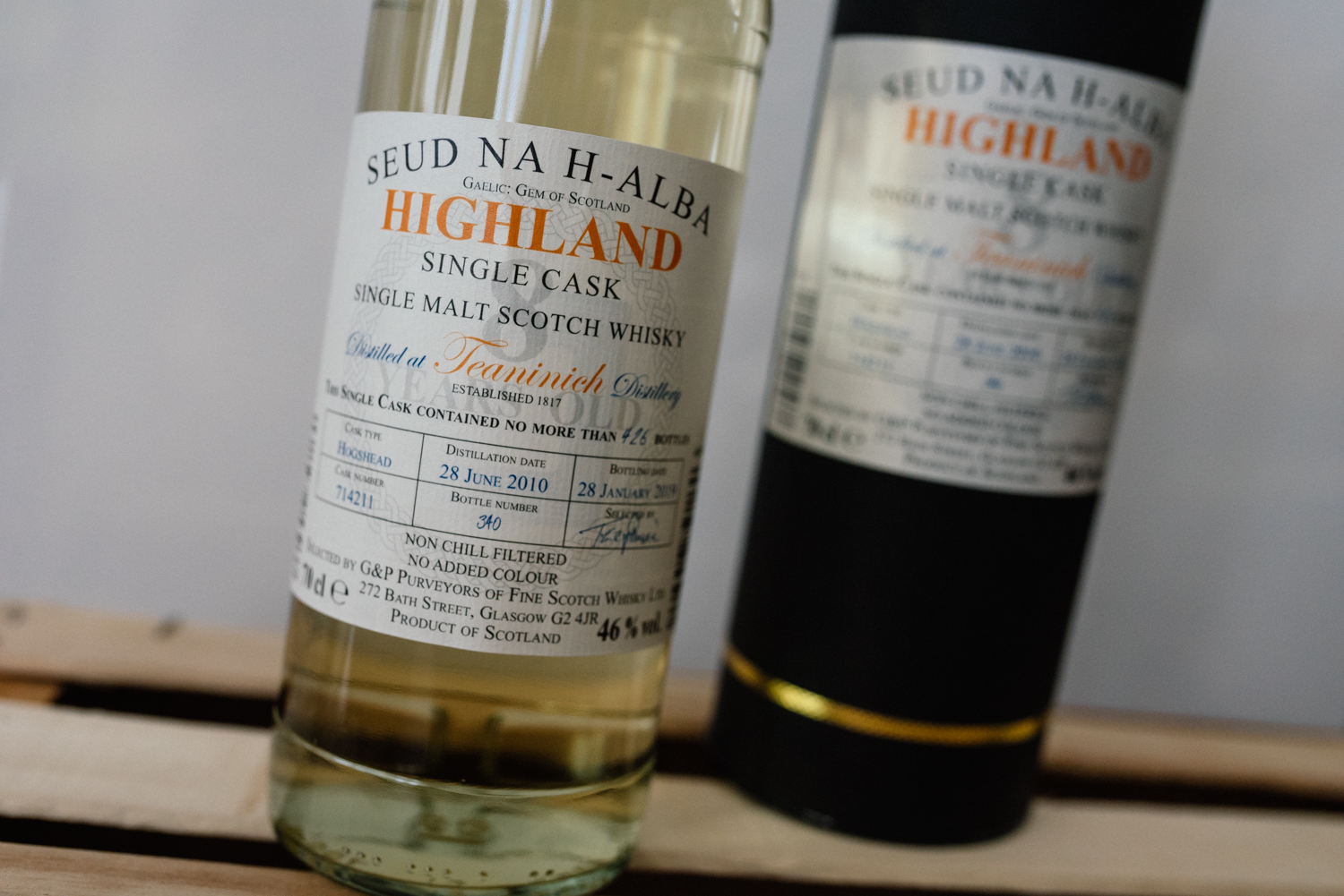 You are currently viewing Seud Na H-Alba Teaninich 8yo Highland Single Cask Whisky | Aldi Süd