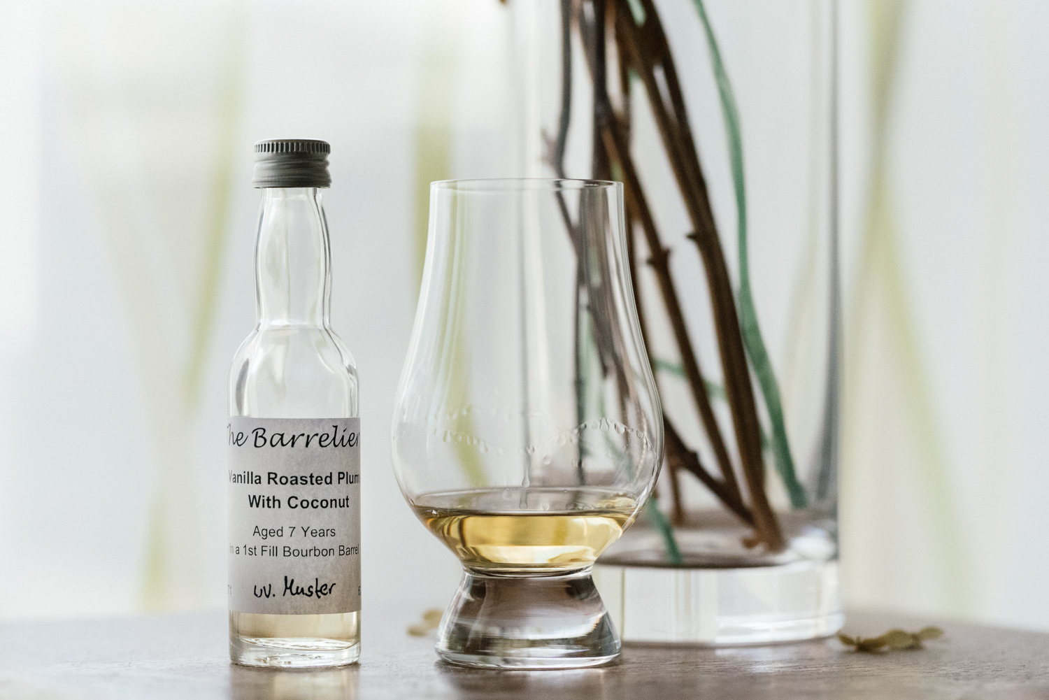You are currently viewing Vanilla Roasted Plums With Coconut 7J-2011/2019 | The Barreliers