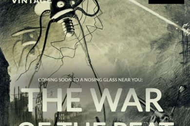 War of the Peat Plakat