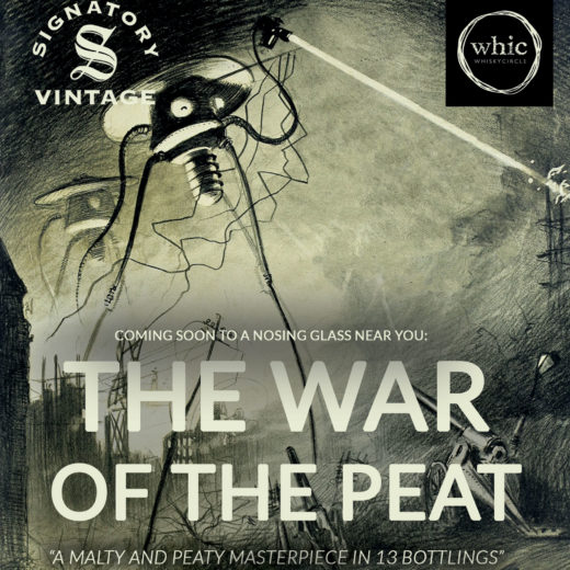 War of the Peat Plakat, whic
