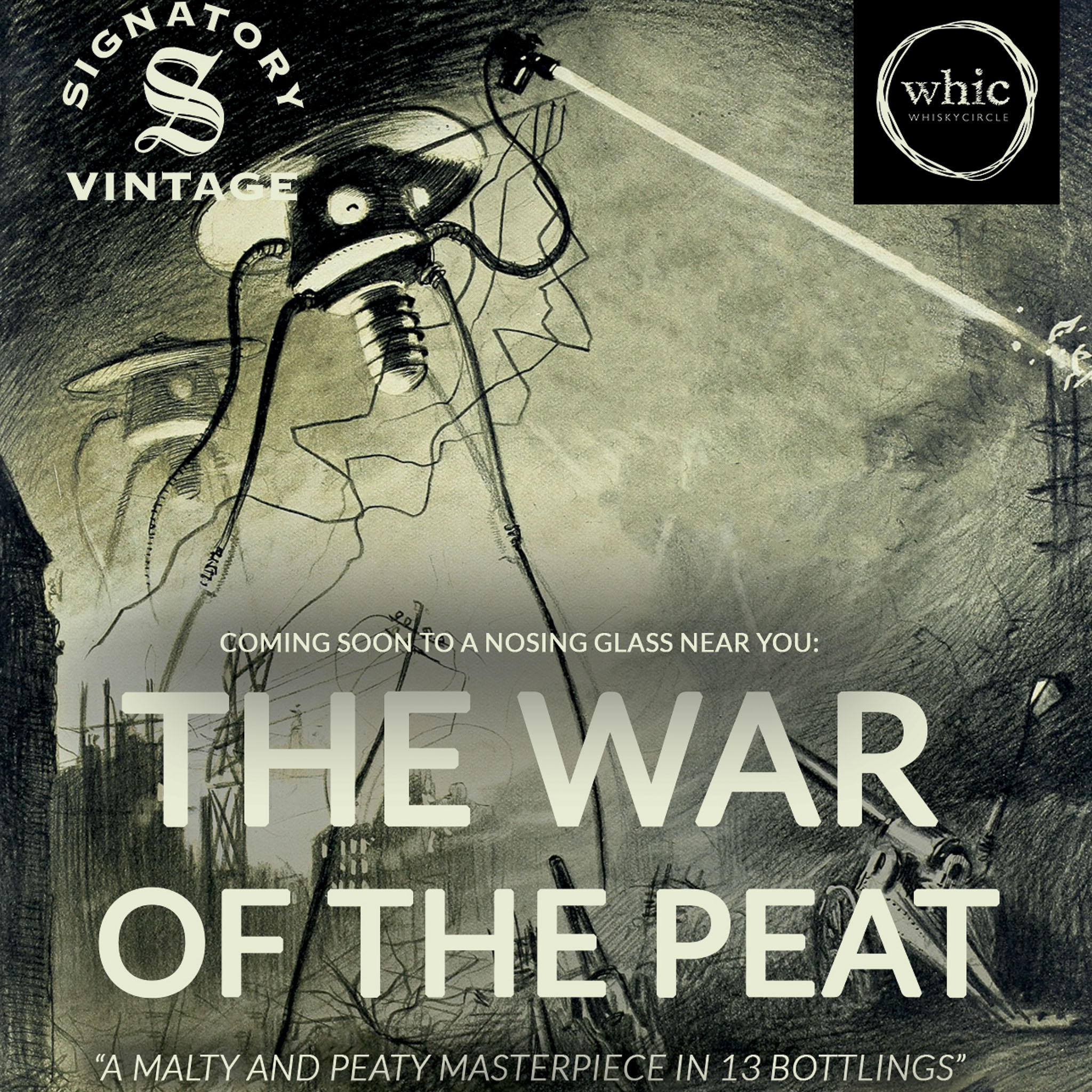 THE WAR OF THE PEAT by WHIC