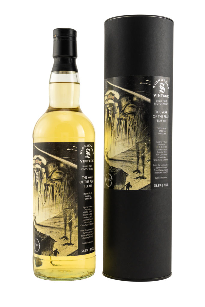 The War of the Peat Caol Ila