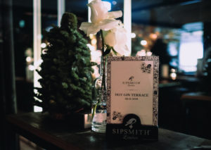 Read more about the article Sipsmith Hot Gin Terrace München