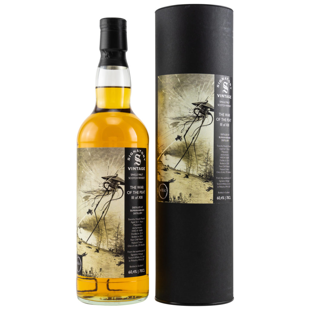 The War of the Peat III - Bunnahabhain