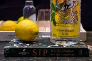 Sipsmith Lemon Drizzle Gin