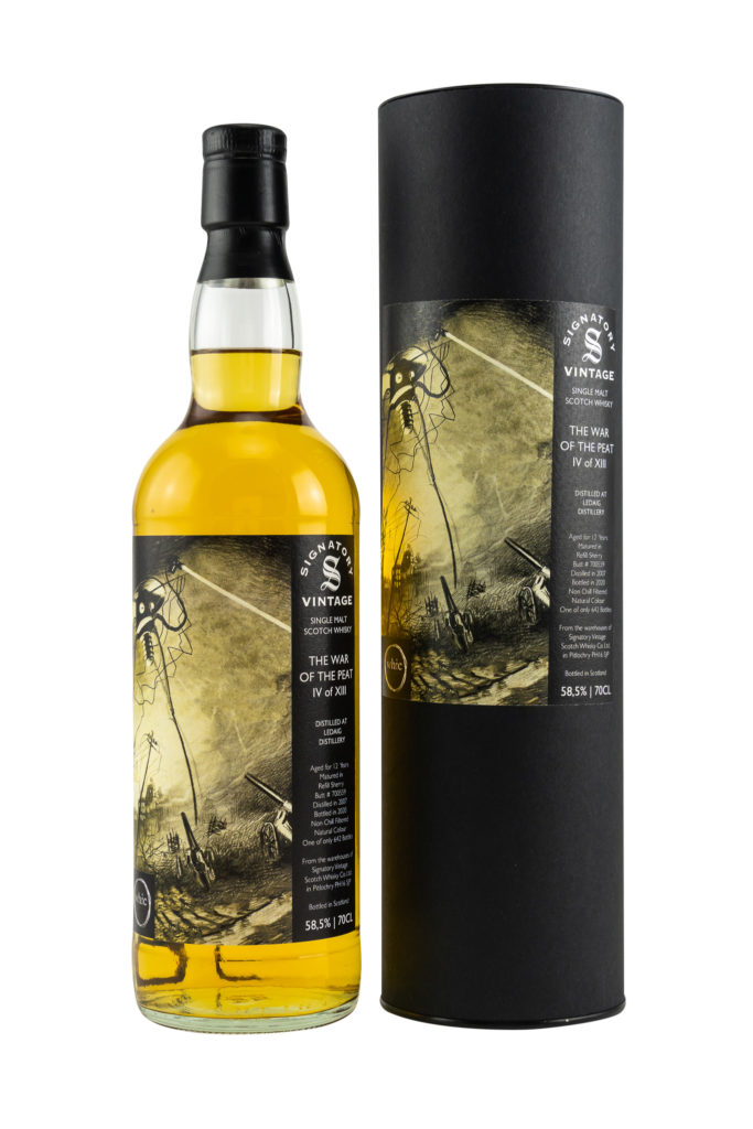 The War of the Peat IV - Ledaig