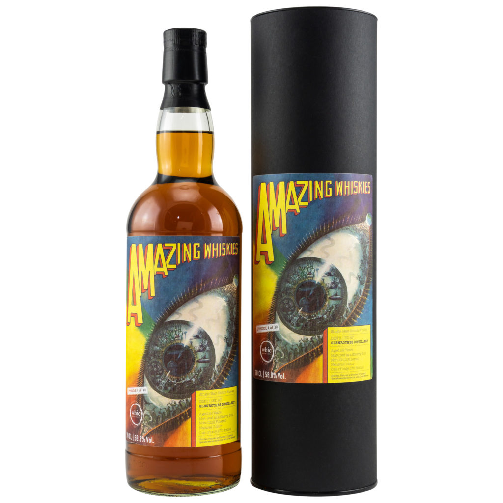 Glenrothes 22 Jahre Whic,Episode 1