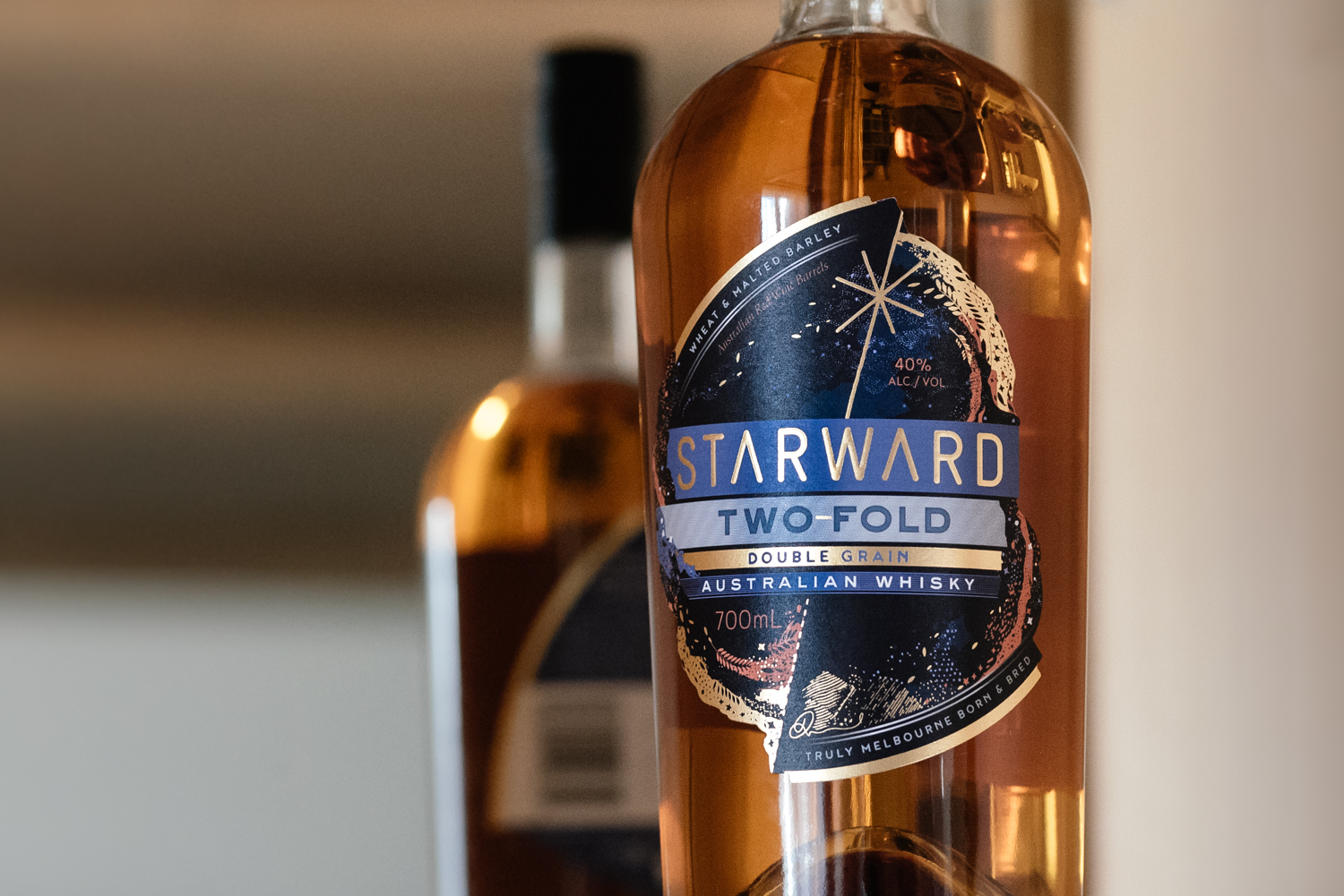 Starward Two Fold – Double Grain Australian Whisky
