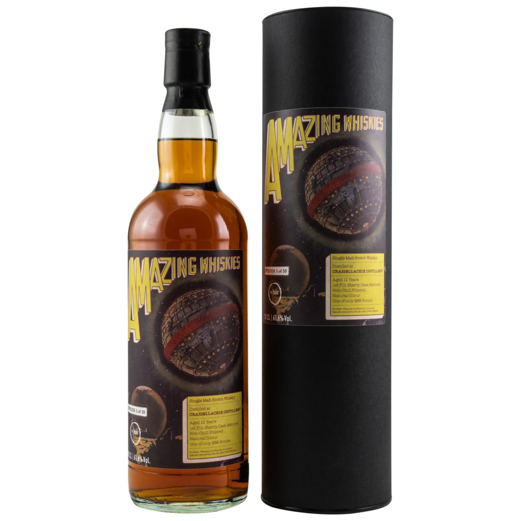 Amazing Whiskies Craigellachie 11 Jahre Whic, Amazing Whiskies Episode 5