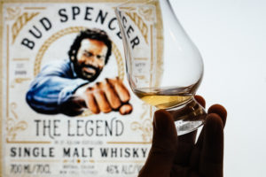 Bud Spencer Whisky – The Legend Batch 1