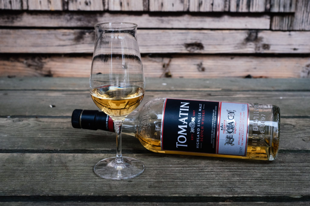 Tomatin Whisky Review, Tomatin Legacy Review, Tomatin Legacy alte Version