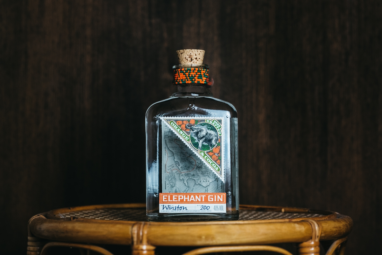 Elephant Orange & Cocoa Gin
