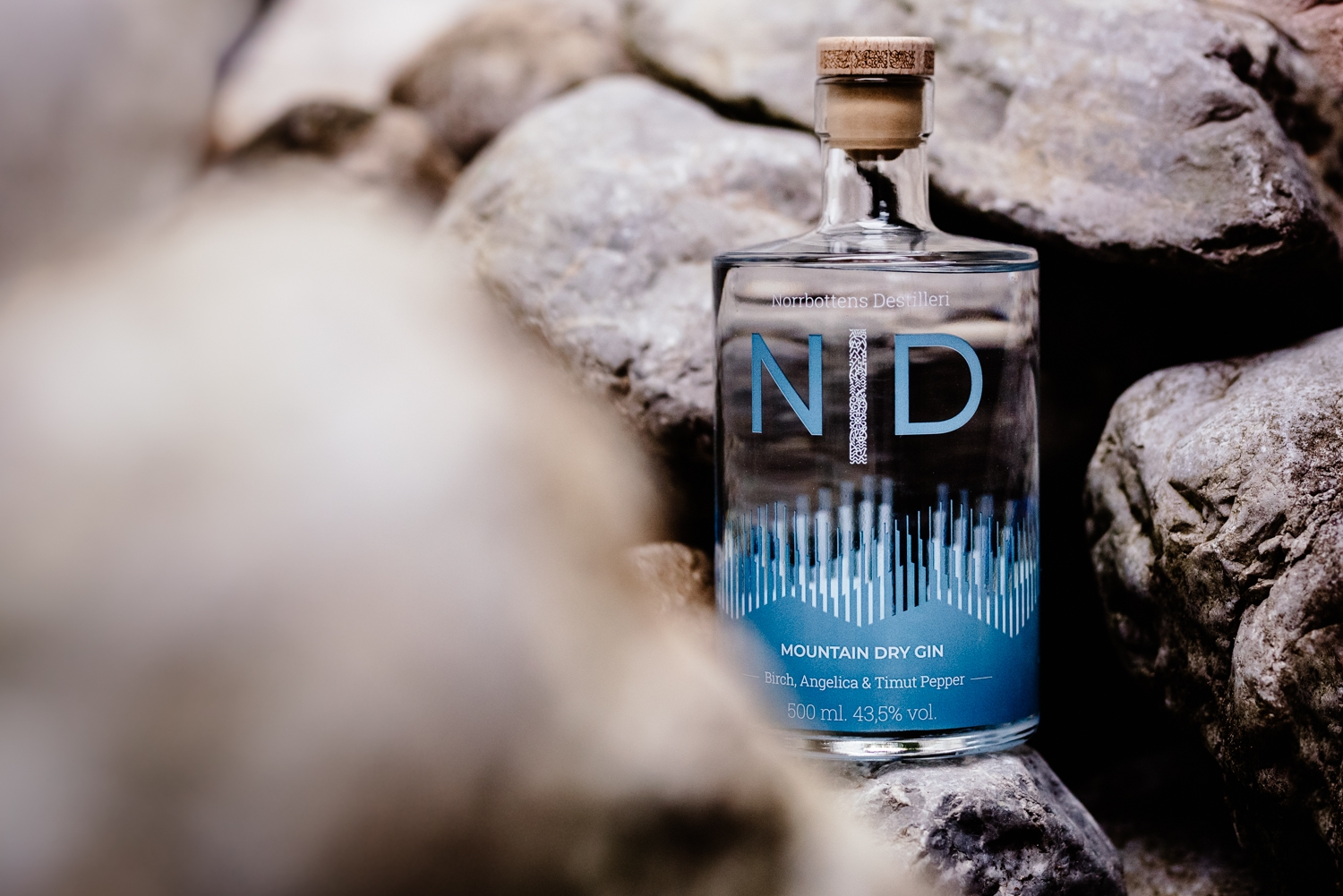 ND Mountain Dry Gin